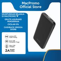 Powerbank Acmic C8 8000mAh 2A Fast Charging