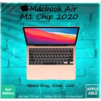 Apple MacBook Air 2020 2021 13 inch M1 Chip 8 Core CPU / 7 Core GPU