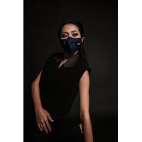 Jkusno x TORENDA fashion designer Mask Blue