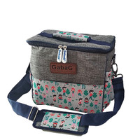 Cooler Bag Gabag Sling Series - Tas Pendingin Asi Gabag - Forest