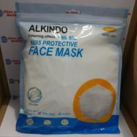 Masker KN 95 Alkindo isi 10 pcs