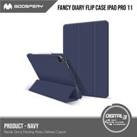 Mercury Goospery Flip Cover Case With Pen Holder iPad Pro 2020 11 inch