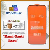 TEMPERED GLASS IPHONE 12 PRO MAX FULL LEM 5D/6D/9D/11D/21D