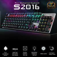 Keyboard Gaming Mechanical AULA F2016