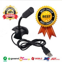Microphone Laptop komputer USB-M-306 Mic podcast smule