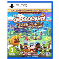 PALING MURAH !! PS5 OVERCOOKED! ALL YOU CAN EAT CD BD PS 5 OVERCOOKED