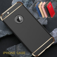Casing J5 2016 Samsung Case Ipaky 3 in 1 Hardcase Chrome Back Cover