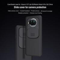 Hard Case XIAOMI Mi 10T Lite 5G Nillkin Camshield Casing Original