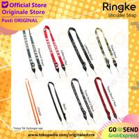 Original Ringke Shoulder Strap Tali Gantungan HP Leher - Orange