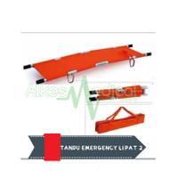 Tandu lipat 2 Original /tandu Emergency Lipat 2