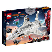 LEGO Marvel Super Heroes, Stark Jet and the Drone Attack (76130)