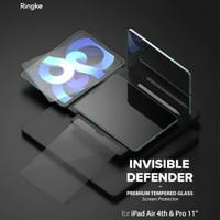 "Ringke Defender Tempered Glass iPad Pro 11"" iPad Air 4 10.9"" Inch 2020"