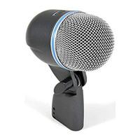 Shure Beta 52A - Supercardioid Dynamic Kick Drum Microphone