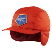 Topi Fjallraven Polar Padded Cap Color Flame Orange Size S/M L/XL