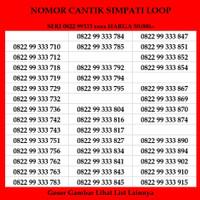 Nomor Cantik Simpati Loop 4G Telkomsel Nomer Kartu Perdana