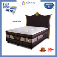 SC Spring Air Diamond - Bed Set