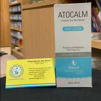 ATOCALM DAILY LOTION 100ML
