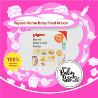 Pigeon Home Baby Food Maker / alat makan bayi