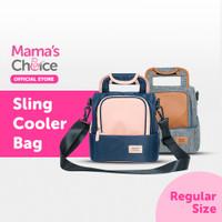 Mama's Choice Sling Cooler Bag - Abu-abu