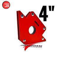 XENON Siku Magnet 4 Inch 50 Lbs - Smart Welding Arrow Las