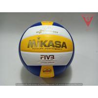 BOLA VOLLY - MIKASA MG MV2200 SUPER GOLD ORIGINAL MV2200SG