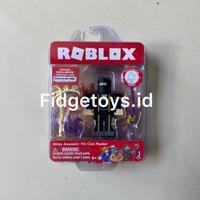 Roblox Core Figure : Ninja Assassin - Yin Clan Master - Hot Toys 2020