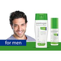 Pantogar Shampoo Anti Hair Loss & Hair Tonic Hair Growth for Men