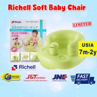 Richell Soft Baby Chair - Kursi/Sofa Anak Berkualitas