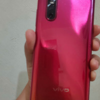vivo v15 pro second - coral red