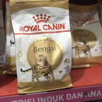 royal canin bengal 400gr cat food bengal makanan kucing