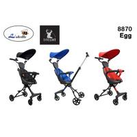 (Gosend/Grab) Stroller labeille EGG 8870 Kereta Dorong Bayi