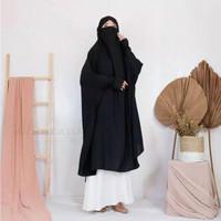 French Hijab lengan / French khimar Tangan