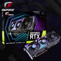 Colorful iGame GeForce RTX 3060 Ti Ultra OC-V 8GB OC GDDR6 - Ampere