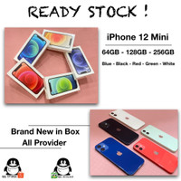 iPhone 12 Mini 256GB/128GB/64GB Brand New inbox SINGLE Nano-Esim