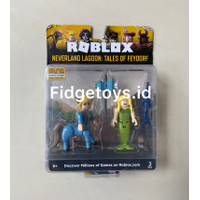 Roblox Neverland Lagoon : Tales Of FeyDorf - Hot Toys 2020