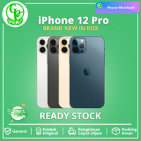 Apple iPhone 12 Pro 512GB 256GB 128GB - Pacific Blue Graphite Gold