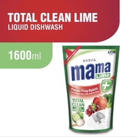 MAMA LIME TOTAL CLEAN LIME & MINERAL SALT 1600 ML