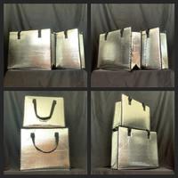 Tas alumunium foil bubble,Thermal/cooler bag,Tas Belanja,ShoppingBag-M - M