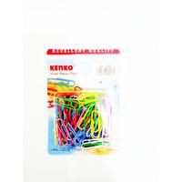 KLIP KERTAS / CLIP KENKO WARNA 3100