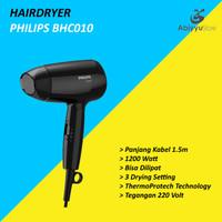 Hair Dryer Philips BHC010 | Hairdryer Pengering Rambut Philips BHC-010
