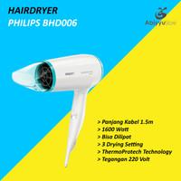 Hair Dryer Philips BHD006 | Hairdryer Pengering Rambut Philips BHD-006