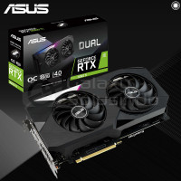 ASUS GeForce DUAL RTX 3060 Ti 8GB OC GDDR6 - Ampere Graphic Card
