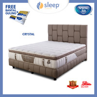 SC Spring Air Bed Set Crystal