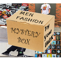 Mystery Box ( Fashion Pria ) paket Anak Kuliahan