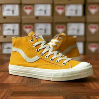 Vantela Public 70s Dark Yellow