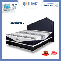 SC Therapedic Chiro R - Bed Set