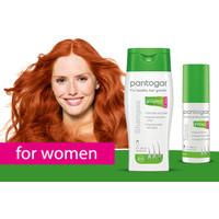 Pantogar Shampoo Anti Hair Loss & Hair Tonic Hair Growth for Woman