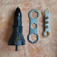 adapter tang rivet adaptor bor riveter tang ripet konektor bor