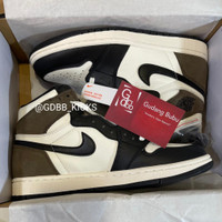 Nike Air Jordan 1 High Dark Mocha BNIB ORIGINAL MATERIAL GUARANTEE
