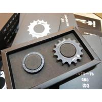 PIZZ Sprocket Sepeda Gear Gir Lock COG Fixed Gear Fixie Belakang